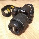 Фотоаппарат зеркальный (Nikon D3100), Челябинск