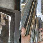 Труба нержавеющая отрезки от 1 м - 6м, Челябинск