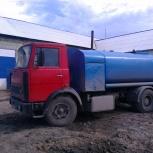 Доставка воды водовозом 10 куб, Челябинск
