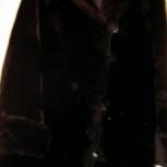 Женская шуба мутоновая  р. 50-52 рост 164, Челябинск