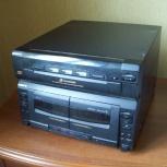 Sony hcd-w55 ( блок cd  и кассеты- от муз.центра), Челябинск