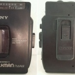 Sony Walkman WM-FX30 Автореверс AM FM Радио, Челябинск