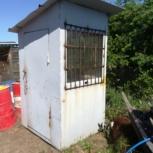 будка для охраны, Челябинск