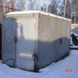 контейнерная заправка, Челябинск