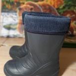 Сапоги Lemigo синий (Суперлёгкие! До -30°C! размер 24-25), Челябинск