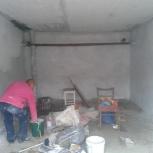 Штукатурка-копка-бетонные работы, Челябинск