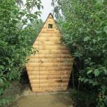 туалет летний, Челябинск