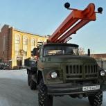 буровая установка УРБ 2А2, Челябинск