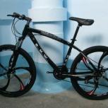 Новый велосипед, алюминий шимано лепестки, Челябинск