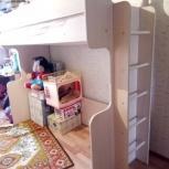 кровать чердак с лестницей, Челябинск