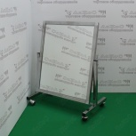 Зеркало для обуви на колесах, 550lх700hx425dмм,  хром, st-04k, Челябинск