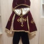 Костюм мушкетера на ребенка 5-6 лет, Челябинск