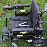 Кресло-коляска с электроприводом KY121C, Челябинск
