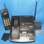 Телефон Panasonic KX-T9550-B 900 MHz с цифровым автоответчиком, Челябинск