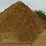 Продаем строительный песок, Челябинск