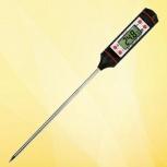 Термометр электронный со щупом для кухни ТР-101, Челябинск