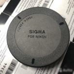 Крышка на объектив sigma nikon Никон, Челябинск
