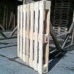 Европоддоны деревянные ТУ 1200*1000 с обвязкой 3 сорт, Челябинск