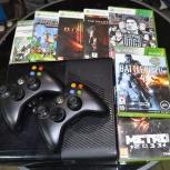 Игровая приставка Microsoft Xbox 360 250  ГБ, Челябинск