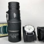 Монокуляр Bushnell + часы в подарок!, Челябинск