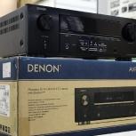 AV-ресивер Denon AVR-X550BT, Челябинск