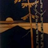 Златоустовская гравюра Рассвет СССР, Челябинск