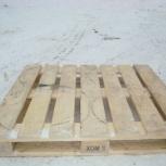 Европоддоны деревянные с обвязкой 1200*1200 ТУ 1 сорт, Челябинск