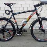 Велосипед горный Velopro для высоких, 26д, Челябинск