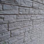 Фасадные панели имитация камня, Челябинск