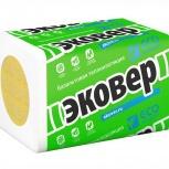Базальтовый утеплитель Эковер Лайт 35 1000х600х50, Челябинск