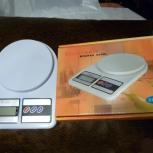 Весы кухонные электронные до 7 кг, Челябинск