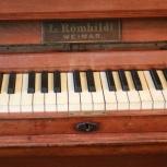 Пианино, 1880г. Германия, Челябинск