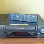 """Видеомагнитофон """" Sony SLV-X512 """" (4 головки,пульт, Челябинск"""