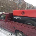 Компрессор в аренду с молотками, Челябинск