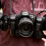 Куплю зеркалку фотоаппарат Canon или Nikon, Челябинск