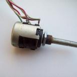 Резистор переменный сдвоенный СП3-30г 15кВа 025 вт, Челябинск