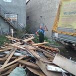 Вывоз мусора, переезды, Челябинск
