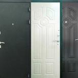 """Двери стальные """"Троя"""" 3D, Челябинск"""