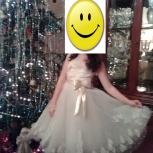 Шикарное платье на девочку от 10 до 15 лет, Челябинск