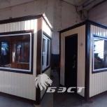 Пост-охраны, помещение для охраны, КПП, Челябинск