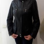 Продам кожаную куртку MONDIAL, Челябинск