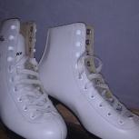 Продам коньки р-р 37, Челябинск