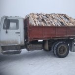 Дрова с доставкой: газель и газон, Челябинск
