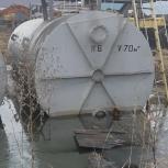 Цистерна, емкость, биметалл, нержавеющая на 70м3, Челябинск