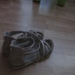 Босоножки сандалии кожа 34 р-р, Челябинск