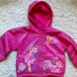 Куртка ветровка двухсторонняя для девочки, Челябинск