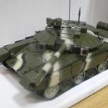 Танк Т-90С ракетно-пушечный камуфлированный, Челябинск