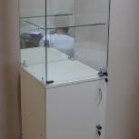Витрина пенал с зеркалом, Челябинск