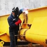 Капитальный ремонт кранов, Челябинск