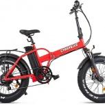 Электро Фэтбайк Cyberbike Fat 500W, Челябинск